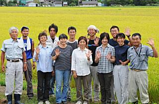 ふぁーむ大地から新潟米「コシヒカリ」を産直でお届けします!